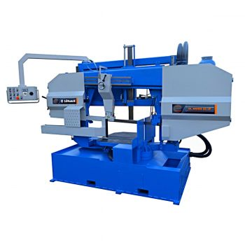 Double column band saws